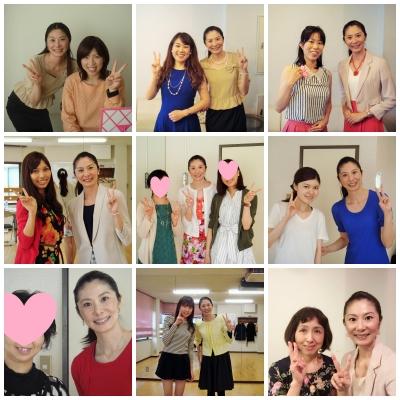 桜 美月レッスン記念写真