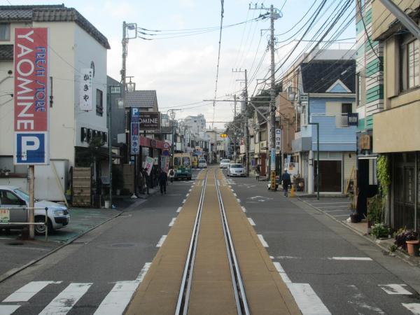江ノ電の併用軌道