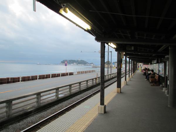 鎌倉高校前駅2