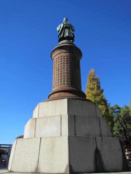 大村益次郎銅像