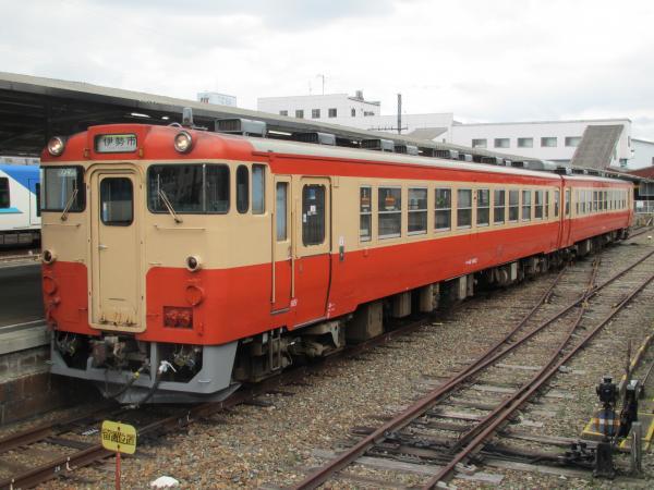 キハ48形(鳥羽駅)