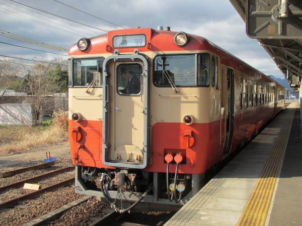 キハ48形(亀山駅)