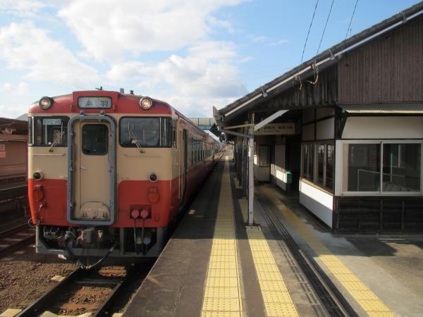 キハ48形(田丸駅)