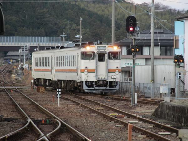キハ48形(多気駅)