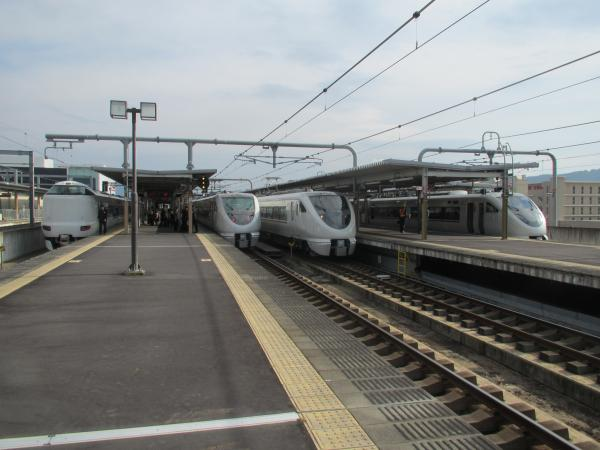 福知山駅3