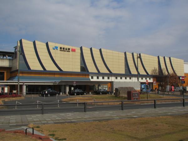 福知山駅1