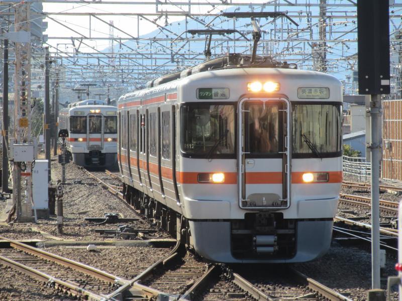 東海道支線の旅3