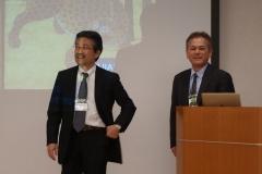 講師の浦野先生と院長
