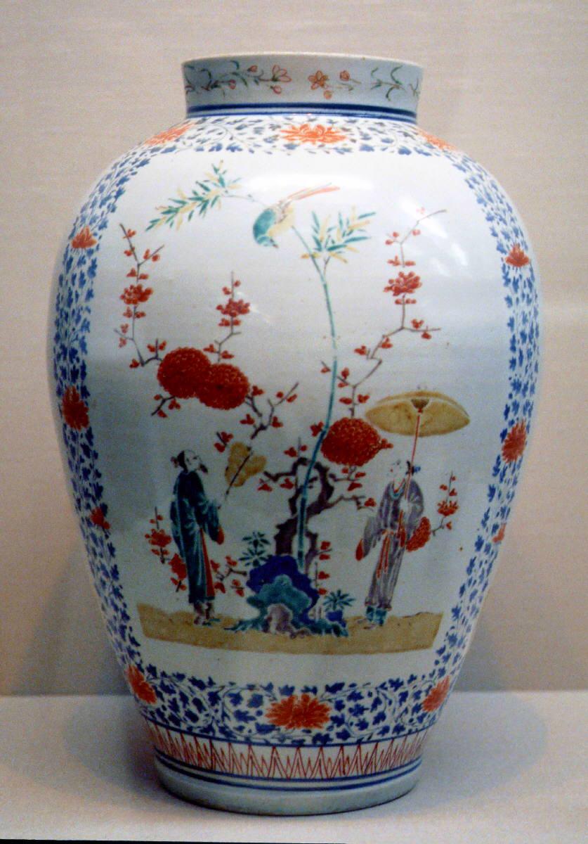 k 濁手と柿右衛門 東京国立博物館蔵
