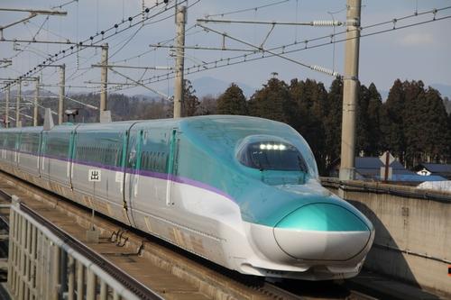 010_H5系新花巻駅