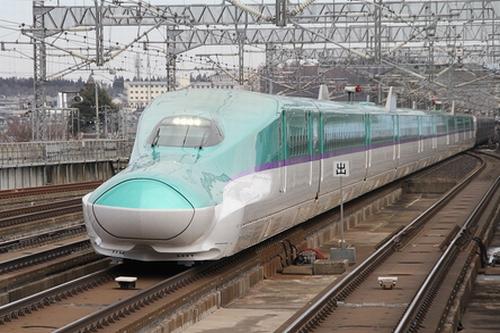 008_H5系北上駅