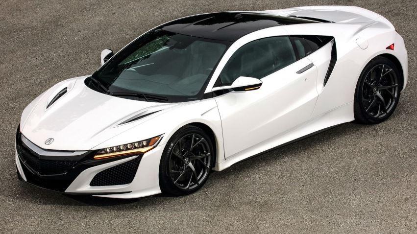 NSX 2016 市販モデル