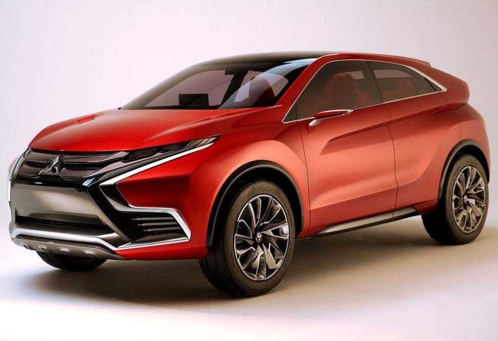 三菱新型SUV3