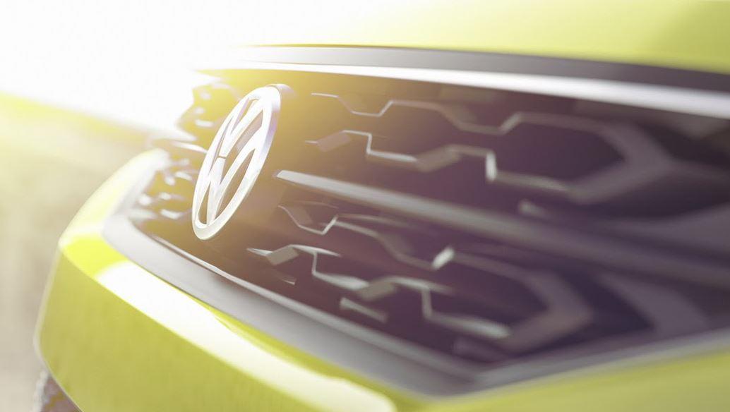 新型コンパクトSUV VW2
