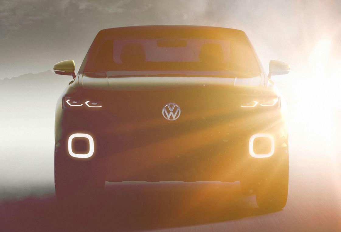 新型コンパクトSUV VW