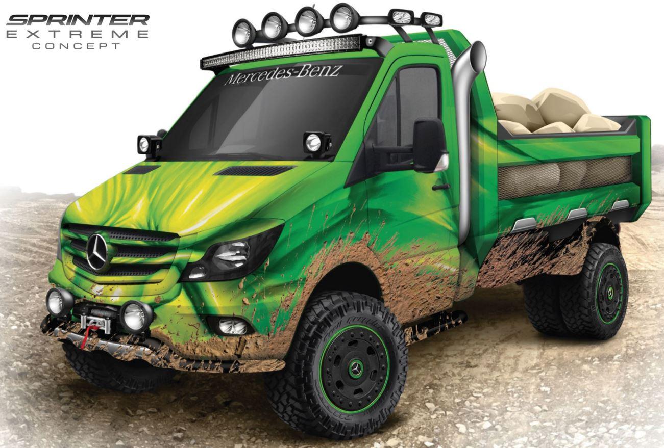 Mercedes-Benz Sprinter Extreme Concept 02