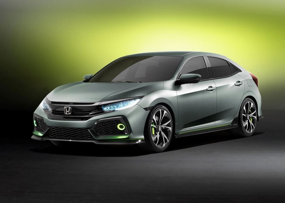 Honda Civic Hatchback Concept 2016 01