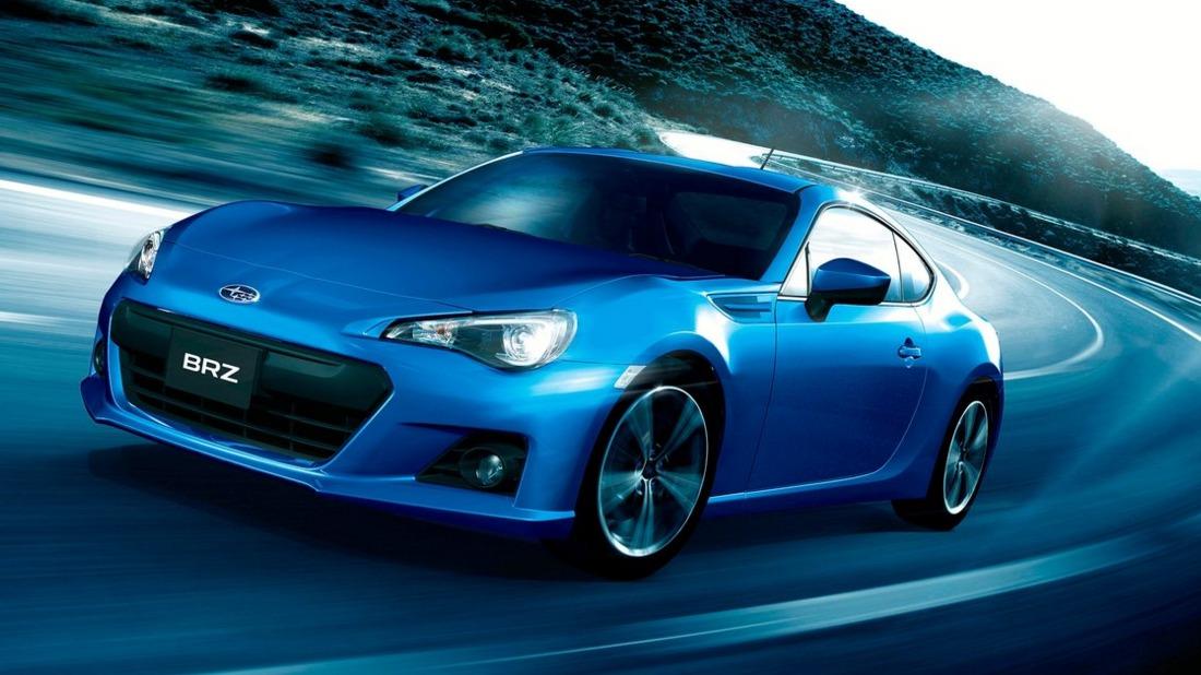 Subaru BRZ_2013