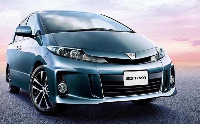 トヨタ エスティマ トヨタ自動車WEBサイト