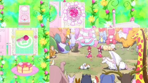 【魔法つかいプリキュア!】第08話「魔法のほうきでGO!ペガサス親子を救え!」