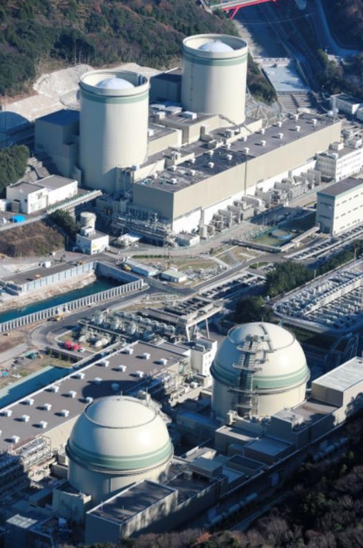 高浜原子力発電所