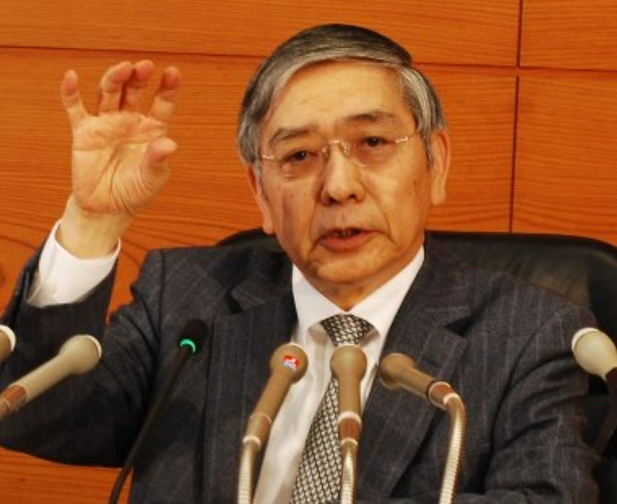 3月16日黒田総裁