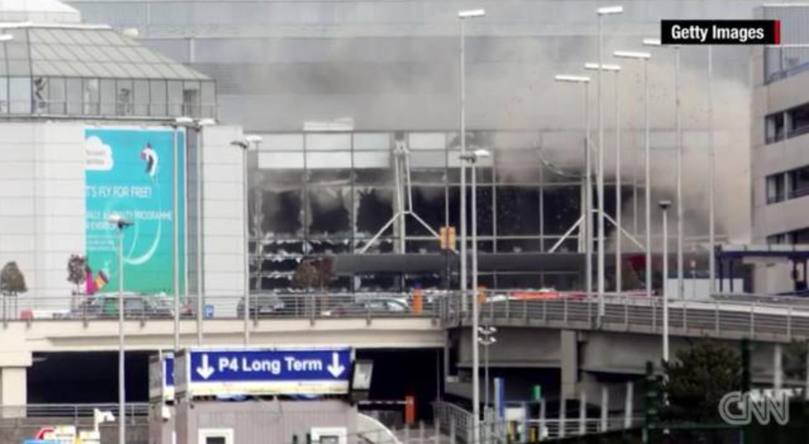ベルギー爆弾テロ