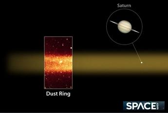 土星の輪2
