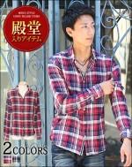 春 人気 メンズ カジュアルシャツ 3月 4
