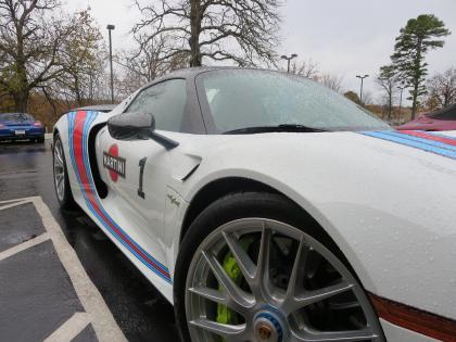 2015年、最悪の日/ Porsche Spyder 918-3