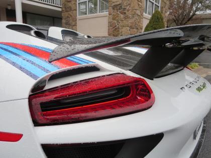 2015年、最悪の日/ Porsche Spyder 918-7