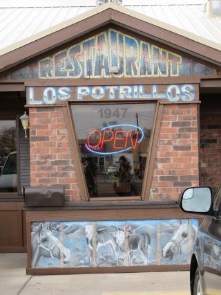 Los Potrillos / お気に入りメキシカンレストラン-4, 2016-3-23