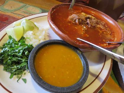 Los Potrillos / お気に入りメキシカンレストラン-1, 2016-3-23