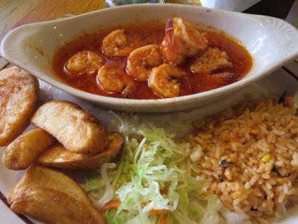 Los Potrillos / お気に入りメキシカンレストラン-6, 2016-3-23