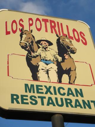 Los Potrillos / お気に入りメキシカンレストラン-5, 2016-3-23