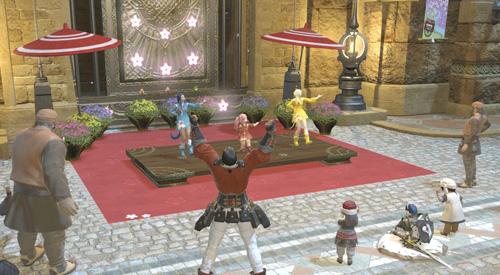 歌って踊る三歌姫