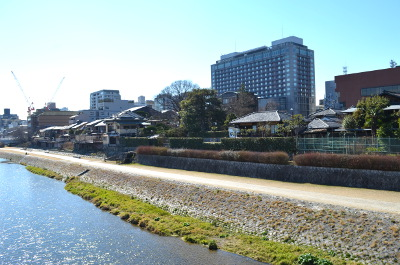 高瀬川樋ノ口