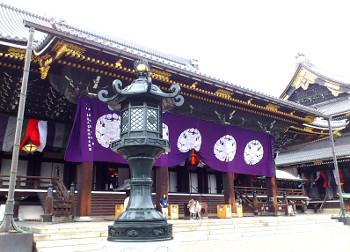 東本願寺阿弥陀堂