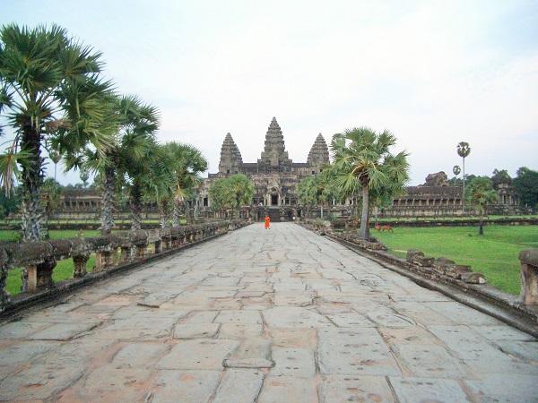 201602 Esky Cambodia 03 Border-crossing