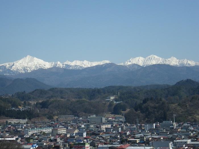 西穂&笠ヶ岳16_03_17