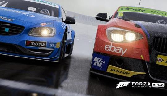 New Forza Motorsport 6 Apex gameplay leaks