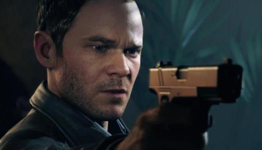 Hands-on with Quantum Break