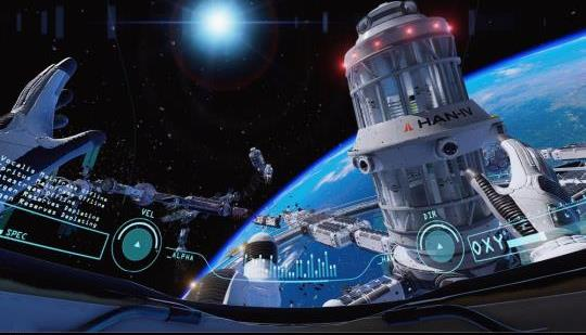 Hands-On ADR1FT for Oculus Rift