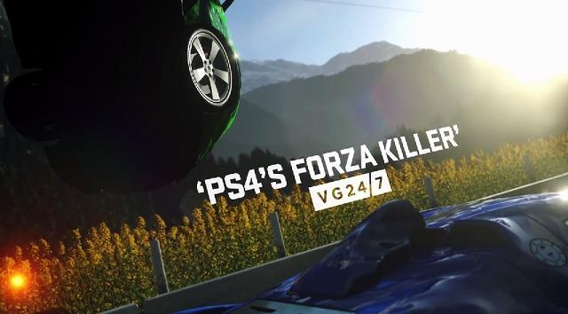 ソニー公式 「ドライブクラブはForzaキラー!」→フォルツァ信者発狂wwww