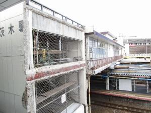 JR茨木駅工事2