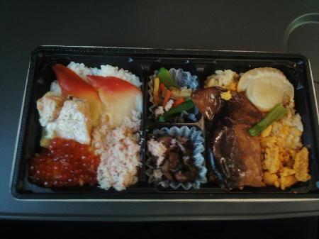いわき行き 朝のお弁当2