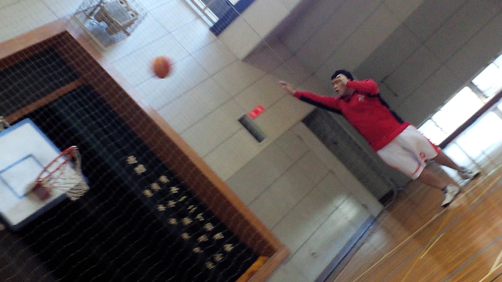 SONバスケ練習12月④