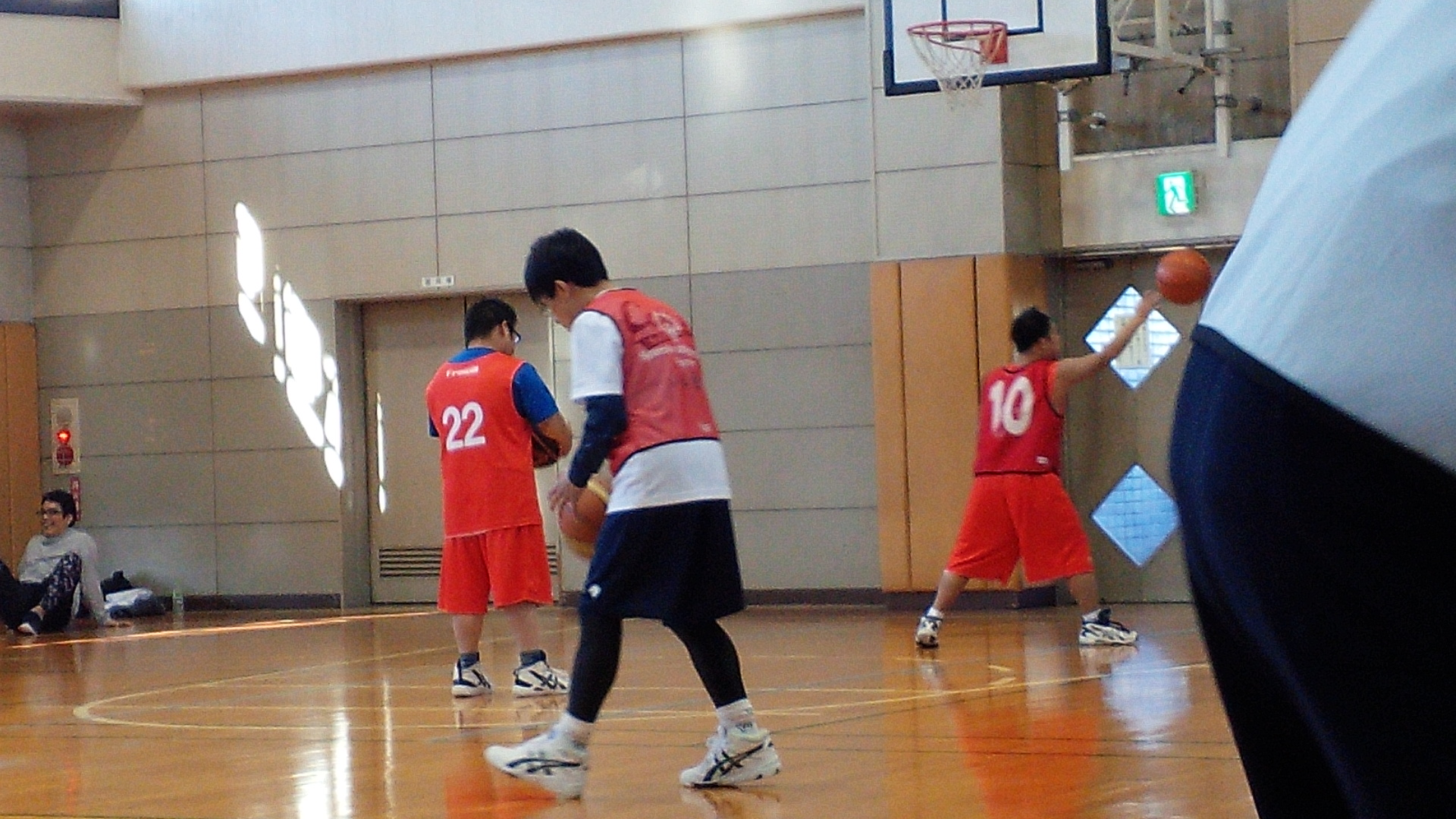 SONバスケ練習12月1-1
