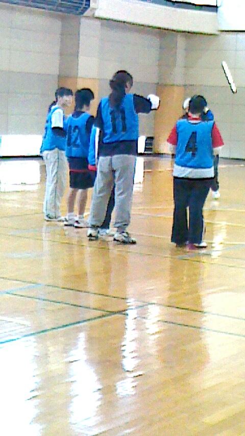 SONバスケ練習2月⑧