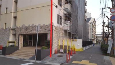エスペランサ魚崎 駐車スペース